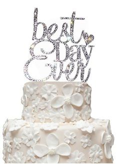 Lulu Sparkles Llc Gold Tone Mr And Mrs Rhinestone Crystal Wedding Cake Topper Keepsake Custom Bling Hurry Check Out This Great