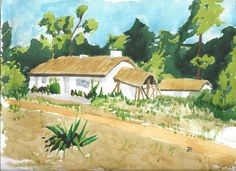 Boerderij in de Vendée (F) / Farmhouse (Vendée, France)