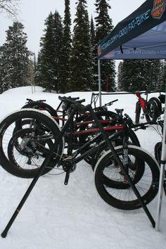 Grand Targhee fat bike demos #fatbike #bicycle