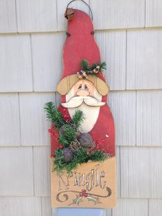 Pallet Christmas Tree, Rustic Christmas, Winter Christmas, Christmas Crafts, Christmas Decorations, Christmas Ornaments, Xmas, Holiday Decor, Painted Ironing Board
