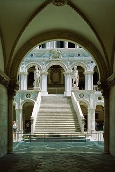 Palazzo Ducale Venice - can you imagine getting to see that view whenever you wanted?