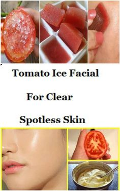 I have told you tomato facial before. But this is little bit different, today we will tell you how can you do tomato ice facial at home that will not only give you glowing spotless skin but will al…