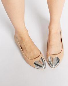 ASOS   ASOS LONG FOR Ballet Flats at ASOS