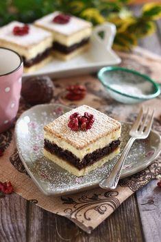 Juditka konyhája: ~ DIÓS KRÉMES LINZER ~ Nutella, Tiramisu, Food Photography, Cheesecake, Food And Drink, Menu, Sweets, Cookies, Ethnic Recipes