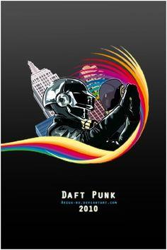 poster Daft_Punk