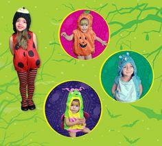 Gran Variedad de Disfraces para Bebé  #Halloween #Disfraz #Catarina #Calabacita ¡Y muchos más!