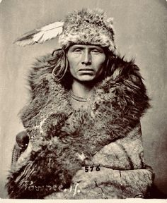 Luh-Sa-Coo-Re-Culla-Ha (Particular Time of Day) or (Esteemed Sun), Pawnee, in Buffalo Robe - Jackson (picture # Native American Images, Native American Artwork, Native American Beauty, Native American Tribes, Native American History, American Indians, Native Americans, American Symbols, American Women