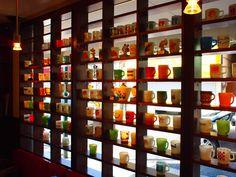 「Atsu」内観 594260 ファイヤーキングのマグカップ Wine Rack, Fire, Coffee, Home Decor, Kaffee, Decoration Home, Room Decor, Cup Of Coffee, Wine Racks