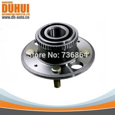 91.00$  Buy here - http://ali1ca.worldwells.pw/go.php?t=32519806998 - Rear Wheel Hub Bearing 513105 fit for Honda Accord Civic Concerto Crx  422000-SR3-A52 91.00$