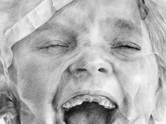 Pencil portrait by Stuart Whitton, London                Stuart Whitton London, United Kingdom