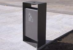 mmcité: Radium KR120 Abfallbehälter