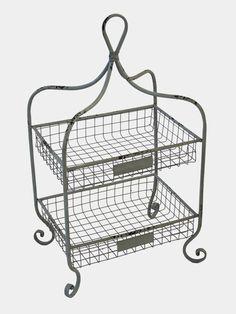 Estante de Ferro Pamplona | collector55 - loja de decoracao online - Collector55 254,00 Pamplona, Iron Furniture, Magazine Rack, New Homes, Shelves, Cabinet, Storage, Shopping, Home Decor