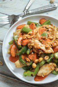 20 Minute Skinny Szechuan Chicken Recipe