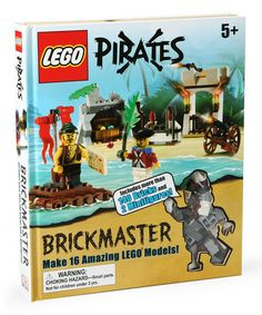 Take a look at this LEGO Pirates Brickmaster Set by LEGO sale 17.50! http://www.zulily.com/invite/freepinterest