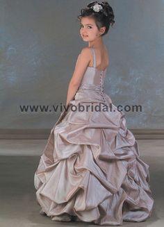 Vivo Bridal - Flower Girl DressE-0017