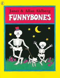 Funnybones - Janet & Allan Ahlberg