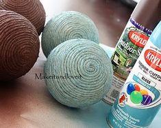 Decorarte: Bolas decorativas