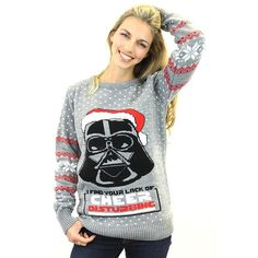 Star Wars Christmas Jumpers - Only £39.99 | The Fowndry