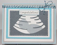 Scan card: Congrats, it's a Boy!