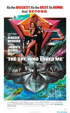 La espía que me amó (1977)