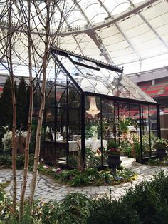 Conservatory, Art's Nursery, BC Home and Garden Show - Feb 19 - 23/14.