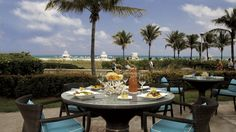 Miami south beach Ritz Carlton..THis looks like a good spot for breakfast and mimosas..huh Shannon?!!?