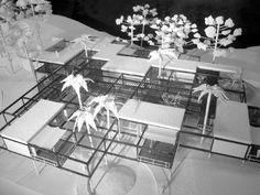 Casa Grilla | Arquitectura en acero Cubic Architecture, Miami Architecture, Concept Models Architecture, Temporary Architecture, Architecture Concept Drawings, Architecture Presentation Board, Colour Architecture, Futuristic Architecture, Container Architecture