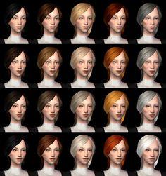 hat_plays_sims | HAIR DUMP VII: Revenge of Hair Dump, part One of Three