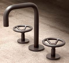 Brooklyn Collection by Watermark Designs. Interesting industrial look