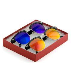 7d0686db57 Vintage Inspired Classic Half Frame Horned Rim Wayfarer Sunglasses P amp P  Inc. P amp