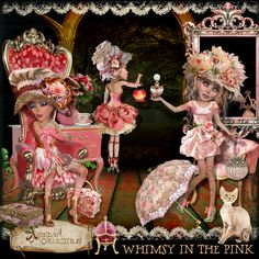 'Whimsy In The Pink' kit http://www.mischiefcircus.com/shop/manufacturers.php?manufacturerid=52&sort=&sort_direction=&show=all