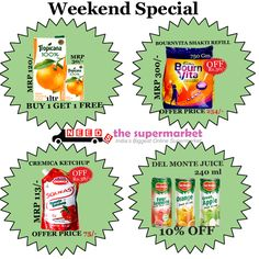 #Shop Now #weekend Special Offers with sign up coupons in #NeedsTheSupermarket - Online #Grocery Store in #Ghaziabad Delhi NCR​ more Information about these offers visit our Website