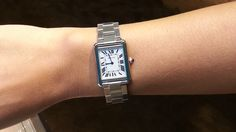 Cartier watch owners: please show us your watches... - Page 19 - PurseForum