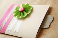 """Tarjeta """"Slider Tab"""" - Scrapbook San Valentin"""