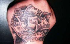 money+sign+tattoos