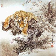 japanese tiger - Cerca con Google                                                                                                                                                                                 More