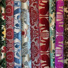 Janet Yonaty   Textiles & Trim