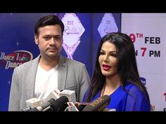 Rakhi Sawant SIZZLING at Zee Rishtey Awards 2017.