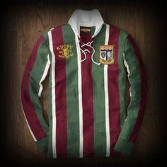 ラルフローレンラグビー メンズ ポロシャツ Ralph Lauren Slim Vertica Striped Rugby ポロシャツ-アバクロ 通販 ショップ #ITShop