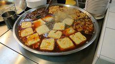 Spicy Stinky Tofu - Shilin Night Market Taipei Taiwan