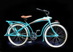 Egin blue bird, my dream bike. if only I had several thousand extra dollars.