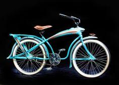 Egin blue bird, my dream bike. if only I had several thousand extra dollars.