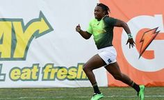 South Africa's  Stevens Blitzbokke