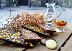 Specialised Whisky Chocolate collection