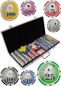 Bluff King 650 11.5 Gram Clay Composite Poker Chips with Special Designs and Gaming Accessories. by Bluff King. $65.99. These are 39 mm diameter Professional weight & size Casino chips. 11.5 grams in weight, they are produced from a clay composite resin and an insert that gives them the weight & feel of a heavy casino quality chip. These are the heaviest & best casino chips on the market. They are great for Texas Hold'em, blackjack, roulette, or any other type of gaming...
