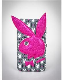 Playboy Diner Glitter Bunny Hinged Wallet