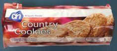 AH Country cookies, vegan