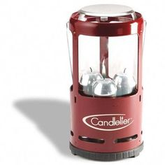 UCO Candlelier Candle Lantern The family-sized UCO Candlelier candle lantern burns 3 candles for extra bright light. It's great for camping, picnics or power outages. The post UCO Candlelier Candle Lantern Camping Items, Camping Gadgets, Camping Tools, Camping Supplies, Camping Stove, Camping Equipment, Tent Camping, Campsite, Camping Gear