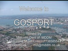 A brief look at Gosport in Hampshire Tall Ships Race, Stevenage, Portsmouth, Hampshire, My Dream, Youtube, Memories, History, Places