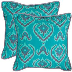 I pinned this Alpine Pillow (Set of 2) from the Pattern Perfect event at Joss and Main!